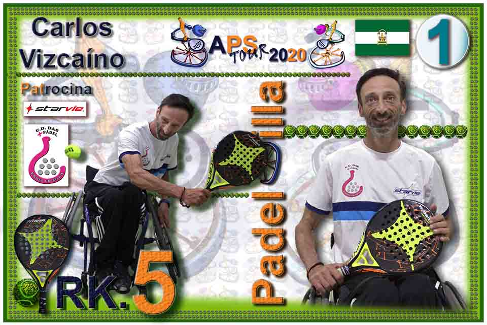 Rk005 CromoH Carlos Vizcaino