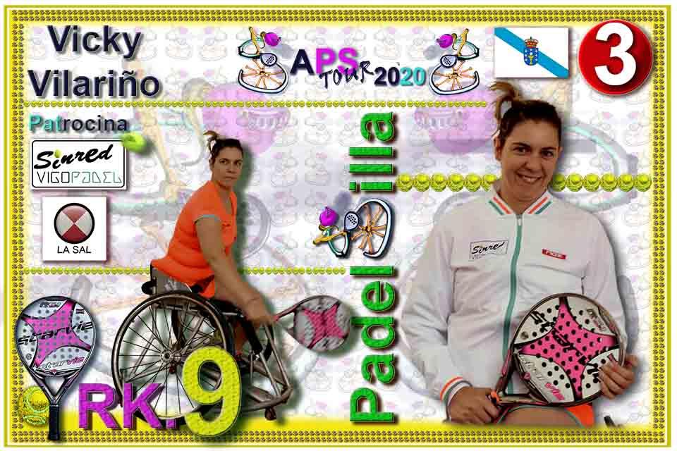 Rk009 CromoH Viky Vilarino