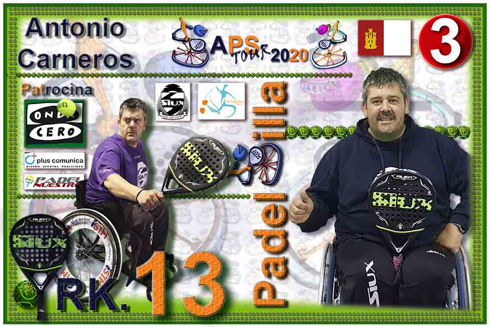 Rk013 CromoH Antonio Carneros
