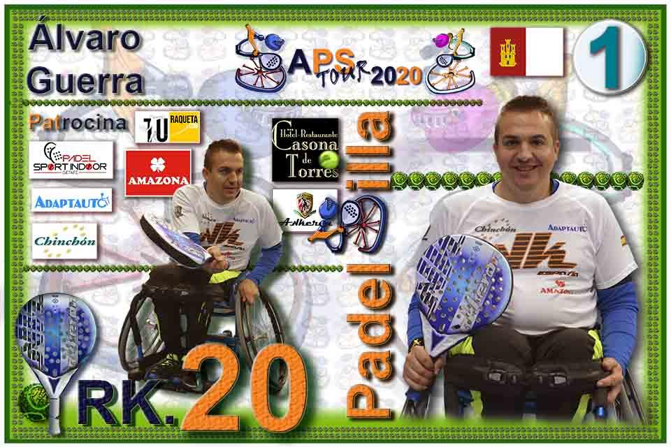 Rk020 CromoH Alvaro Guerra