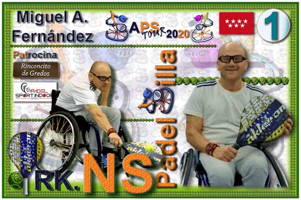 Rk0NS CromoH Miguel Angel Fernandez