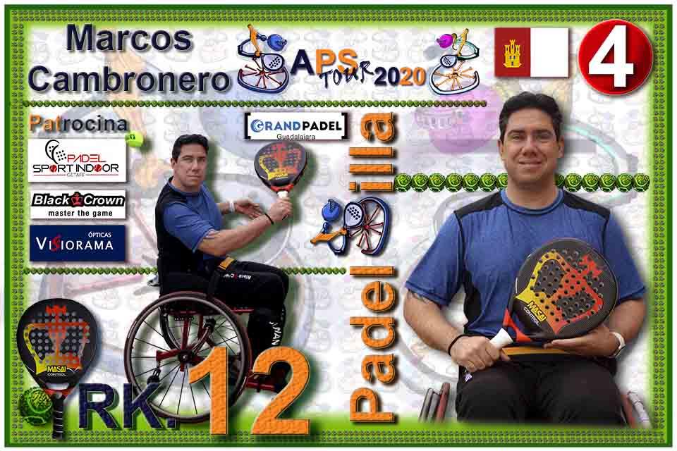Rk012 CromoH Marcos Cambronero