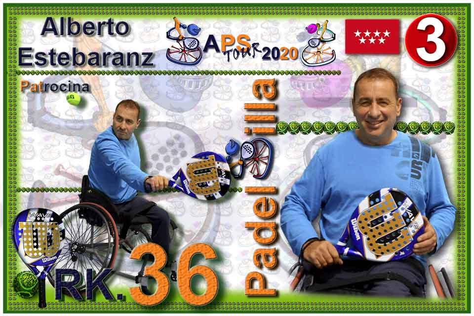 Rk036 CromoH Alberto Estebranz