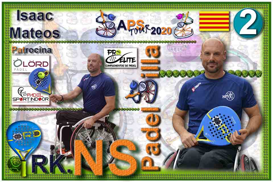 Rk0NS CromoH Isaac Mateos