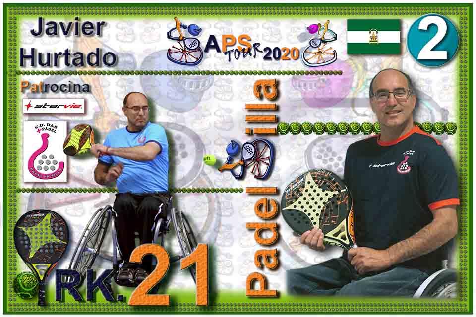 Rk021 CromoH Javier Hurtado