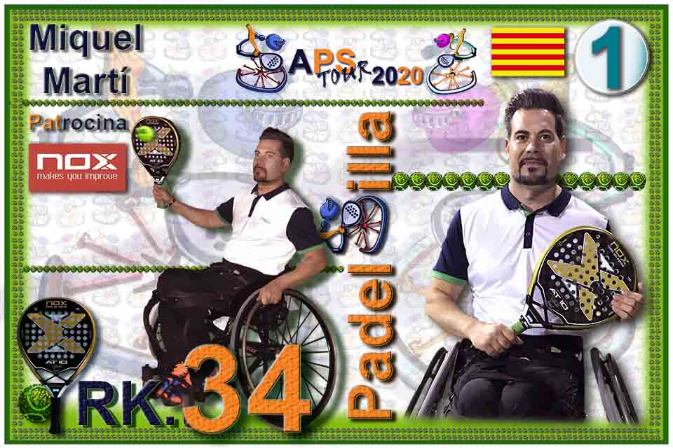 Rk034 CromoH Miquel Marti