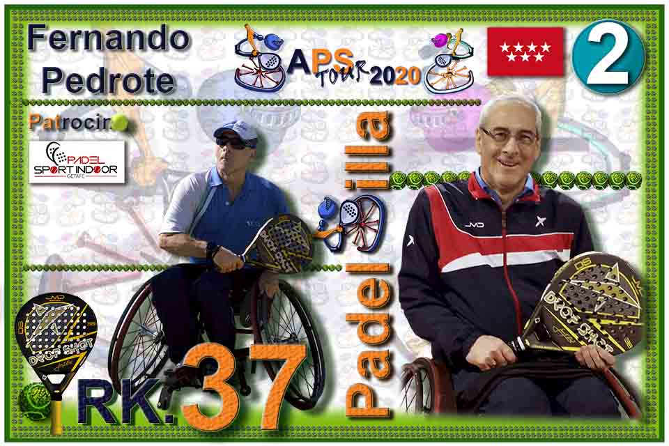 Rk037 CromoH Fernando Pedrote