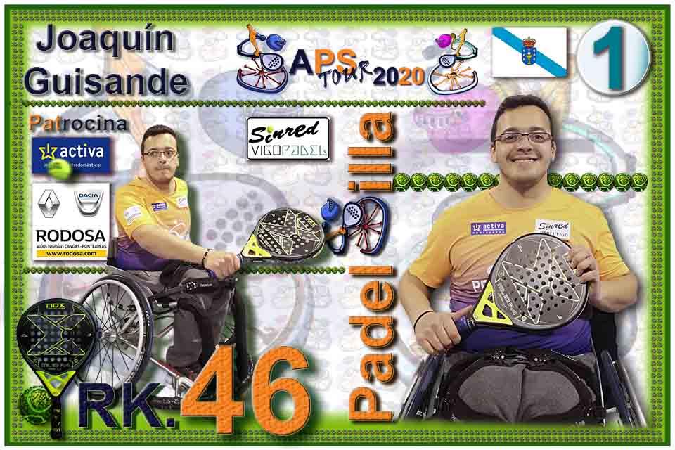 Rk046 CromoH Joaquin Guisande