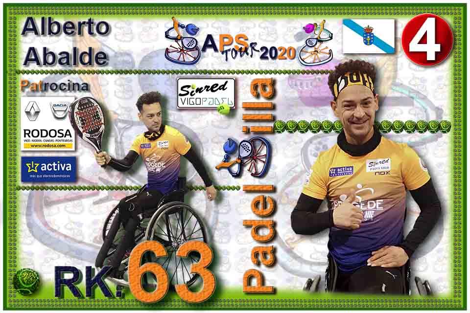 Rk063 CromoH Alberto Abalde