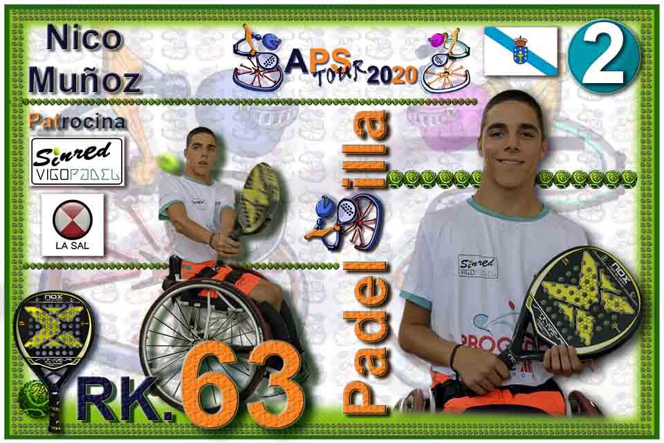 Rk063 CromoH Nico Munoz